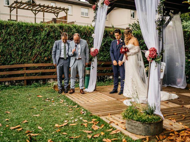 La boda de Nagai y Laura en Hondarribia, Guipúzcoa 68