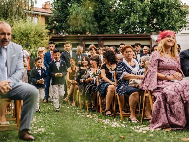 La boda de Nagai y Laura en Hondarribia, Guipúzcoa 69