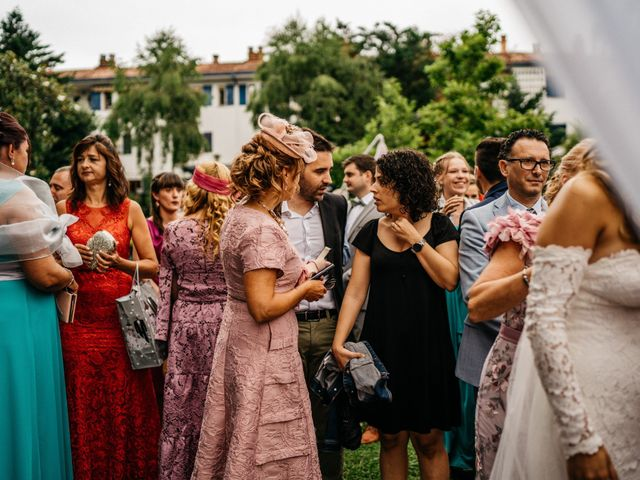 La boda de Nagai y Laura en Hondarribia, Guipúzcoa 73
