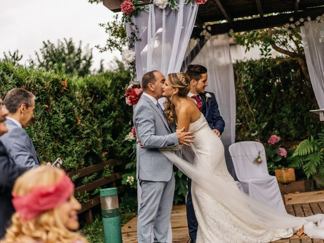 La boda de Nagai y Laura en Hondarribia, Guipúzcoa 75