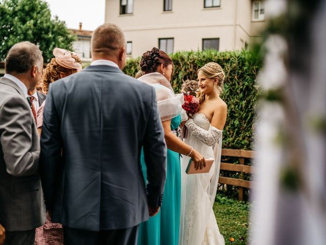 La boda de Nagai y Laura en Hondarribia, Guipúzcoa 77