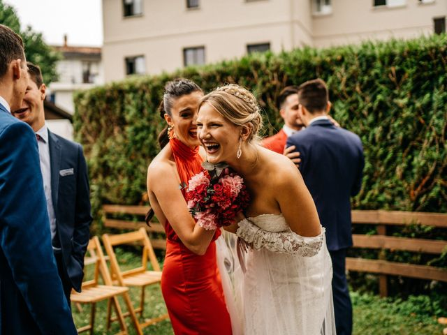 La boda de Nagai y Laura en Hondarribia, Guipúzcoa 79