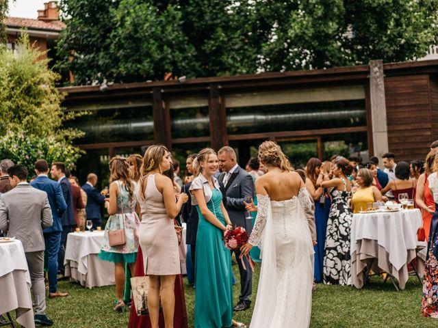 La boda de Nagai y Laura en Hondarribia, Guipúzcoa 85