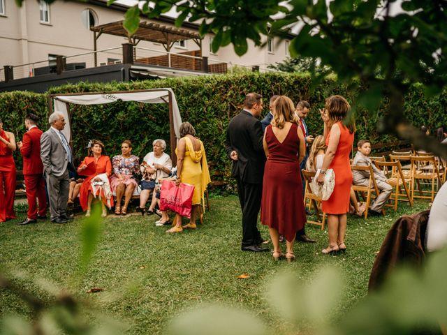 La boda de Nagai y Laura en Hondarribia, Guipúzcoa 87