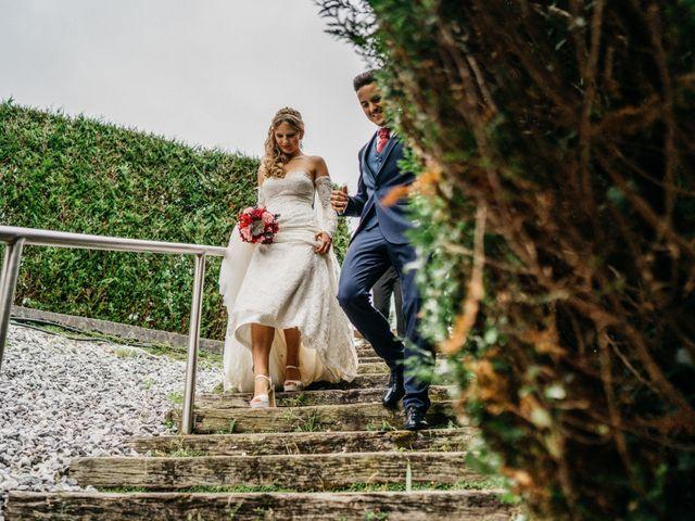 La boda de Nagai y Laura en Hondarribia, Guipúzcoa 91