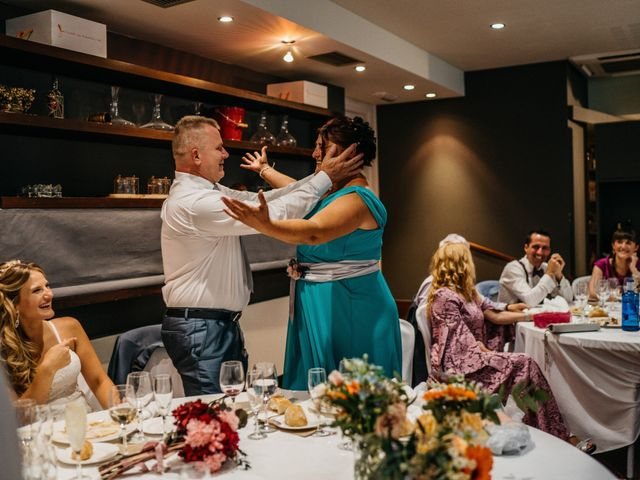 La boda de Nagai y Laura en Hondarribia, Guipúzcoa 107