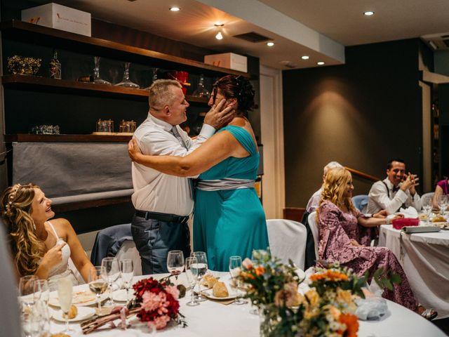La boda de Nagai y Laura en Hondarribia, Guipúzcoa 108