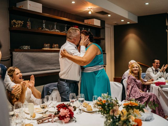 La boda de Nagai y Laura en Hondarribia, Guipúzcoa 109