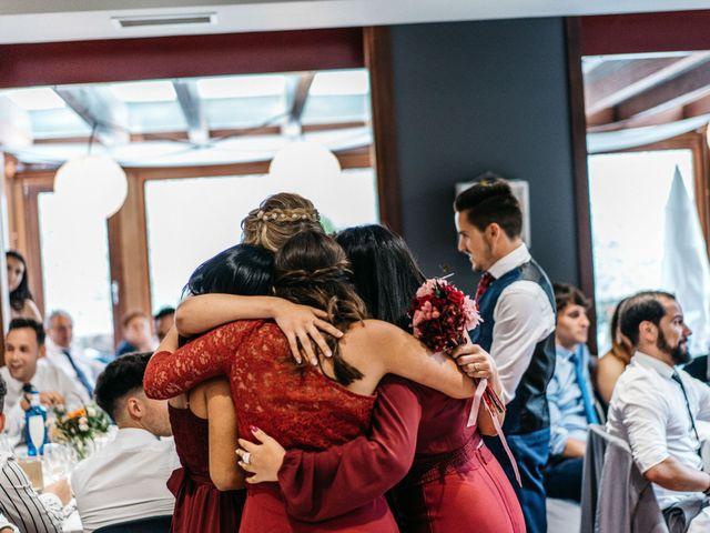 La boda de Nagai y Laura en Hondarribia, Guipúzcoa 121