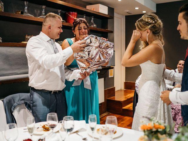 La boda de Nagai y Laura en Hondarribia, Guipúzcoa 122