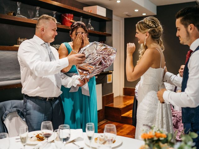 La boda de Nagai y Laura en Hondarribia, Guipúzcoa 123