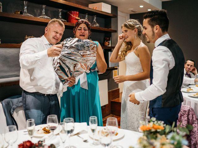 La boda de Nagai y Laura en Hondarribia, Guipúzcoa 124