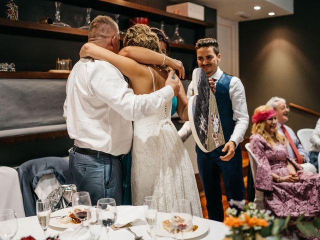 La boda de Nagai y Laura en Hondarribia, Guipúzcoa 126