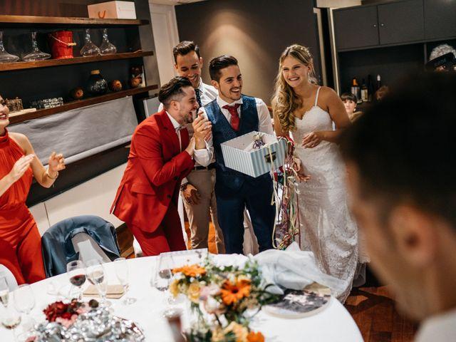 La boda de Nagai y Laura en Hondarribia, Guipúzcoa 129