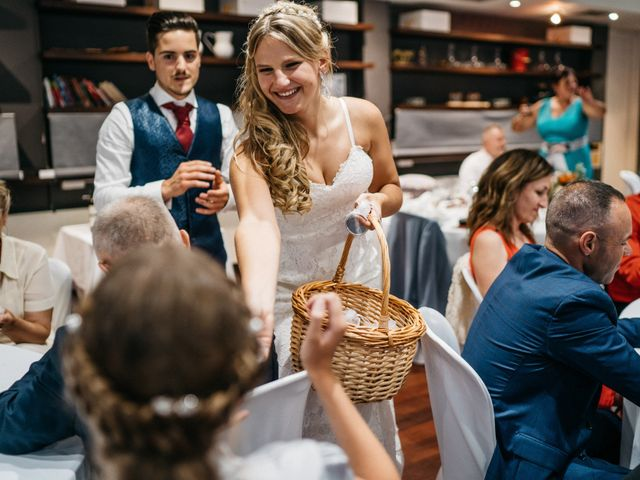 La boda de Nagai y Laura en Hondarribia, Guipúzcoa 134