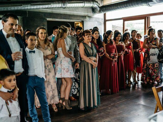 La boda de Nagai y Laura en Hondarribia, Guipúzcoa 136