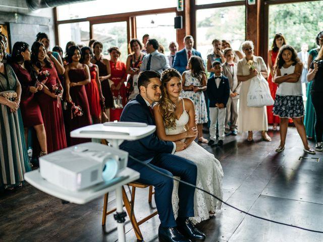 La boda de Nagai y Laura en Hondarribia, Guipúzcoa 137