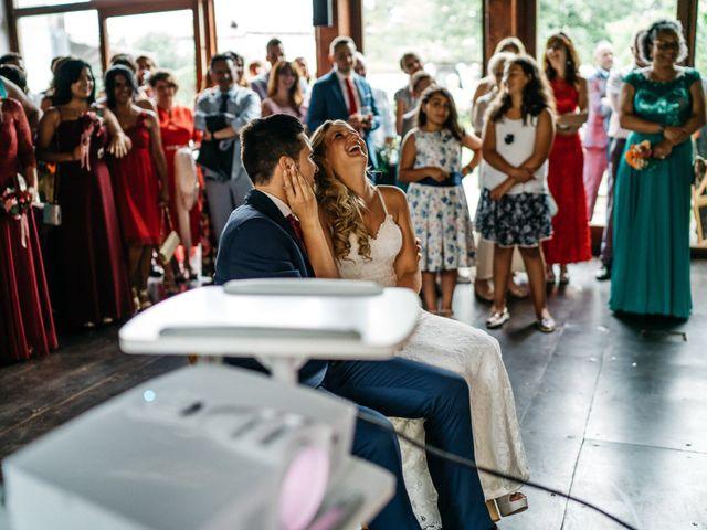 La boda de Nagai y Laura en Hondarribia, Guipúzcoa 139