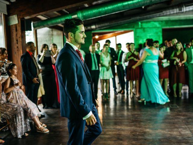 La boda de Nagai y Laura en Hondarribia, Guipúzcoa 140