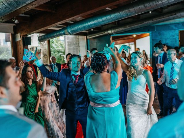 La boda de Nagai y Laura en Hondarribia, Guipúzcoa 148