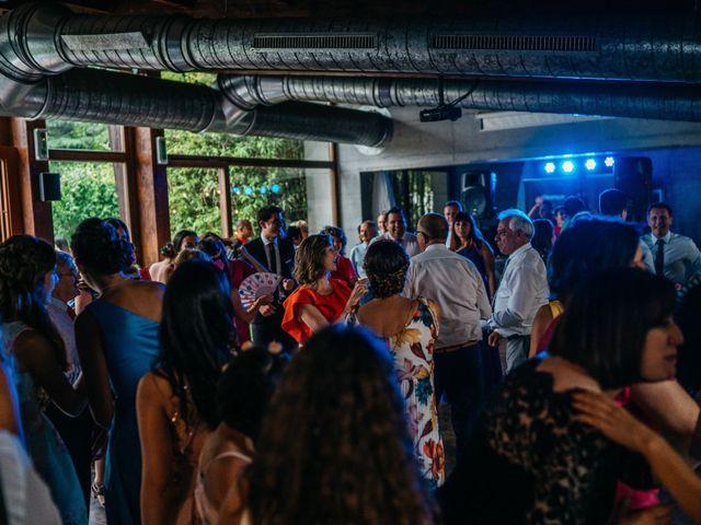 La boda de Nagai y Laura en Hondarribia, Guipúzcoa 149