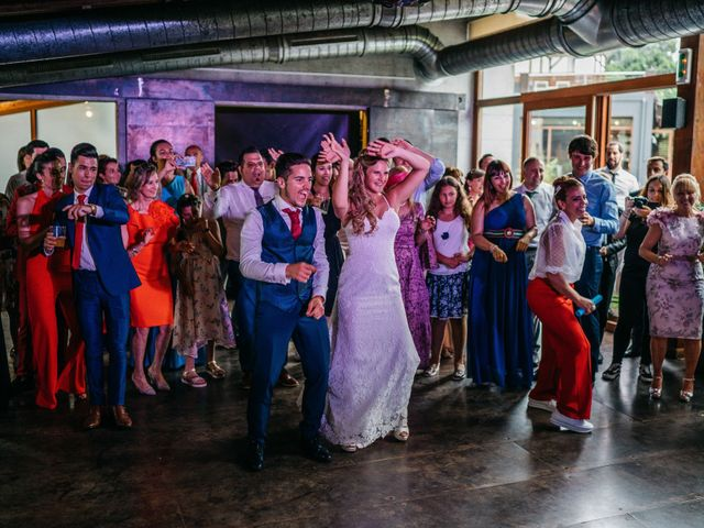 La boda de Nagai y Laura en Hondarribia, Guipúzcoa 151