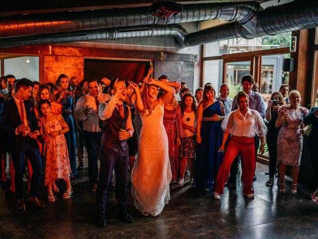 La boda de Nagai y Laura en Hondarribia, Guipúzcoa 152