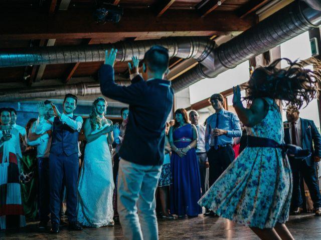 La boda de Nagai y Laura en Hondarribia, Guipúzcoa 153