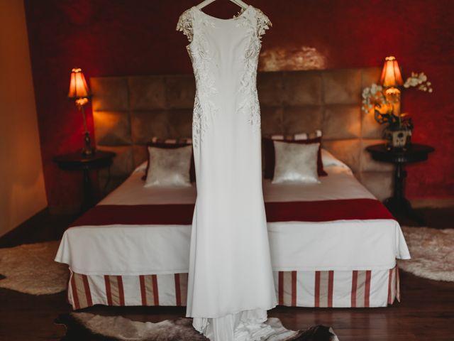 La boda de Ruben y Raquel en Almorox, Toledo 5