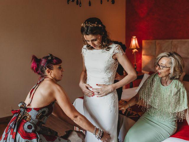 La boda de Ruben y Raquel en Almorox, Toledo 7