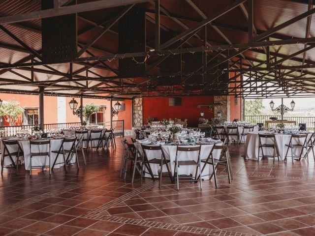La boda de Ruben y Raquel en Almorox, Toledo 8