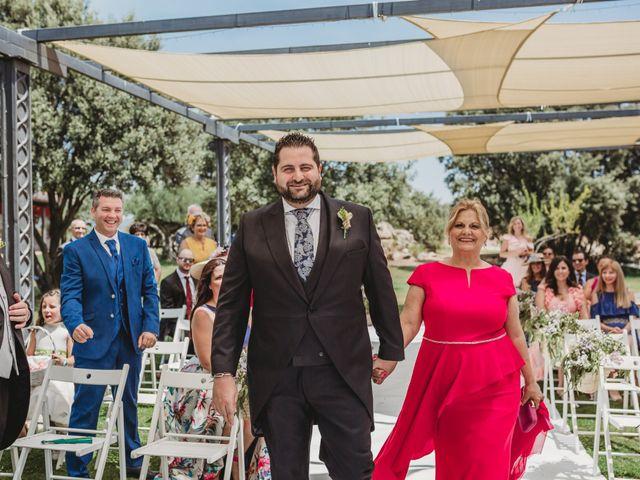 La boda de Ruben y Raquel en Almorox, Toledo 13