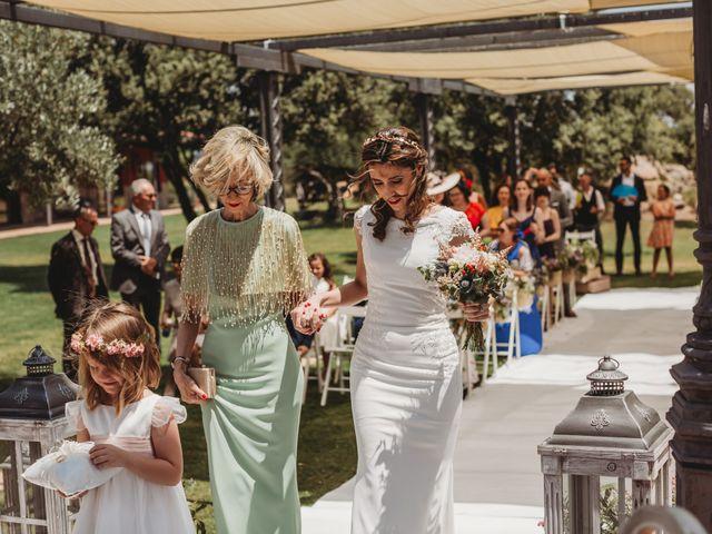 La boda de Ruben y Raquel en Almorox, Toledo 15
