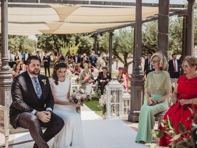 La boda de Ruben y Raquel en Almorox, Toledo 16