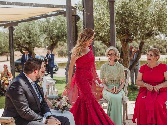La boda de Ruben y Raquel en Almorox, Toledo 17