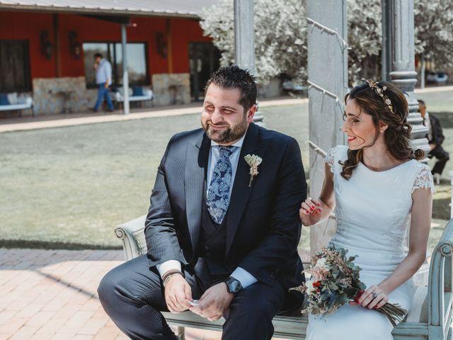 La boda de Ruben y Raquel en Almorox, Toledo 18