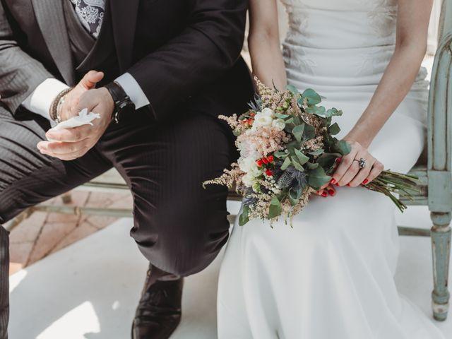 La boda de Ruben y Raquel en Almorox, Toledo 19
