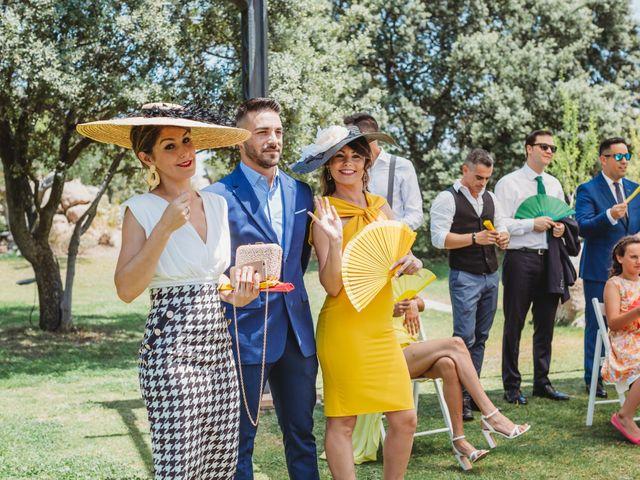 La boda de Ruben y Raquel en Almorox, Toledo 20