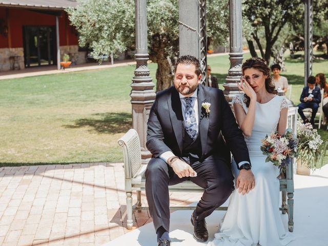 La boda de Ruben y Raquel en Almorox, Toledo 21
