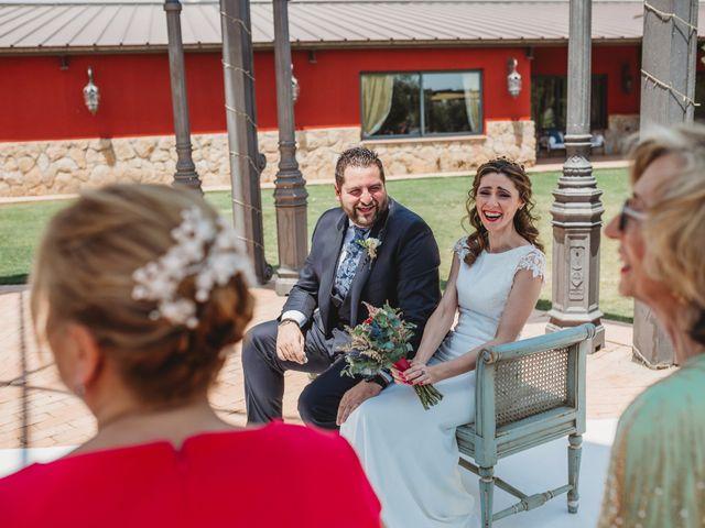 La boda de Ruben y Raquel en Almorox, Toledo 22