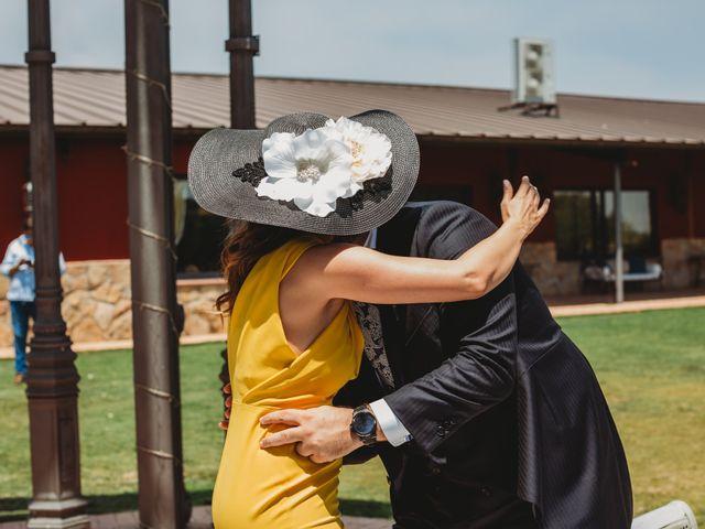 La boda de Ruben y Raquel en Almorox, Toledo 23