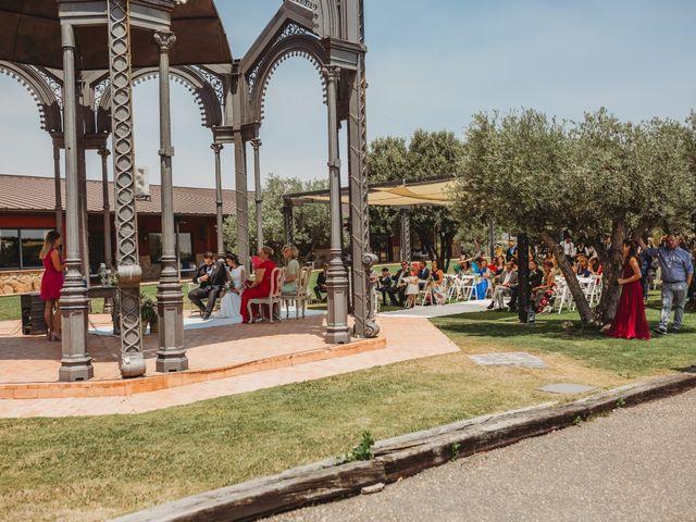La boda de Ruben y Raquel en Almorox, Toledo 24