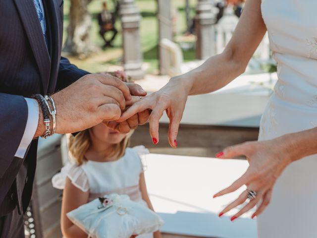 La boda de Ruben y Raquel en Almorox, Toledo 25