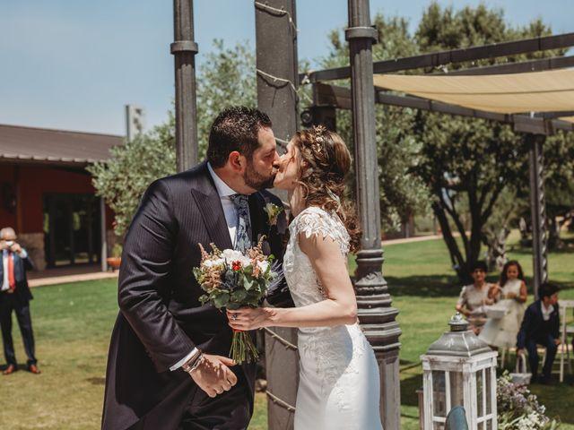 La boda de Ruben y Raquel en Almorox, Toledo 27