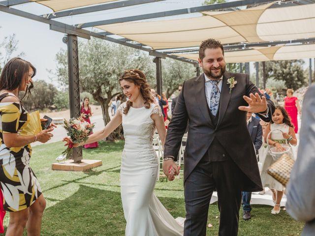 La boda de Ruben y Raquel en Almorox, Toledo 28