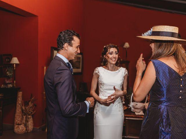 La boda de Ruben y Raquel en Almorox, Toledo 30