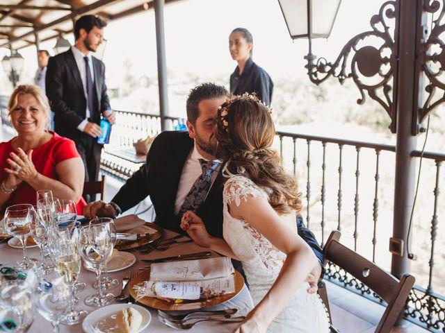 La boda de Ruben y Raquel en Almorox, Toledo 32
