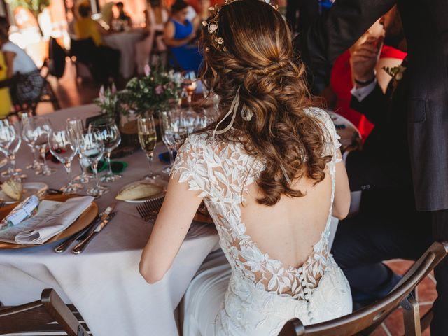La boda de Ruben y Raquel en Almorox, Toledo 33