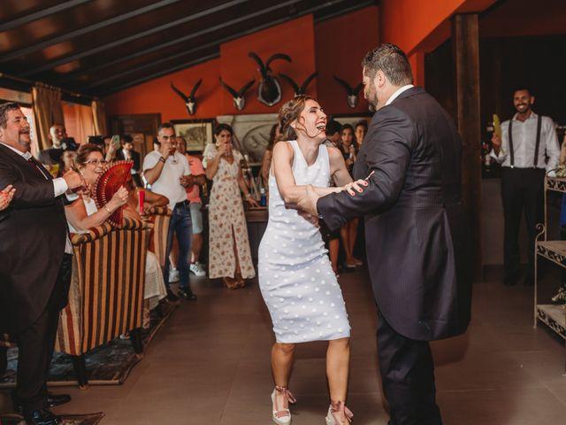 La boda de Ruben y Raquel en Almorox, Toledo 35