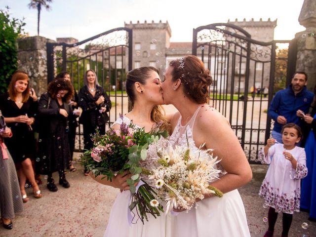 La boda de Patri  y Ana  en Vigo, Pontevedra 19
